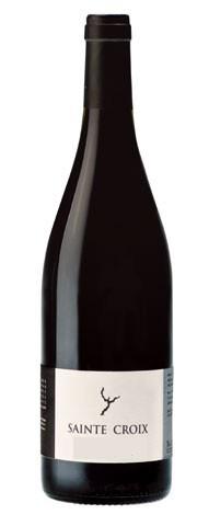 Domaine Sainte Croix vin rouge Corbières