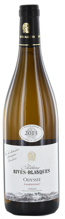 Rives Blanques - Chardonnay Odyssée