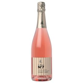 Domaine J. Laurens, Crémant de Limoux rosé, La Rose n° 7, 2014