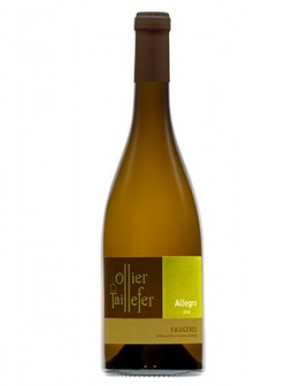 Domaine Ollier Taillefer - Allegro - Faugères Blanc