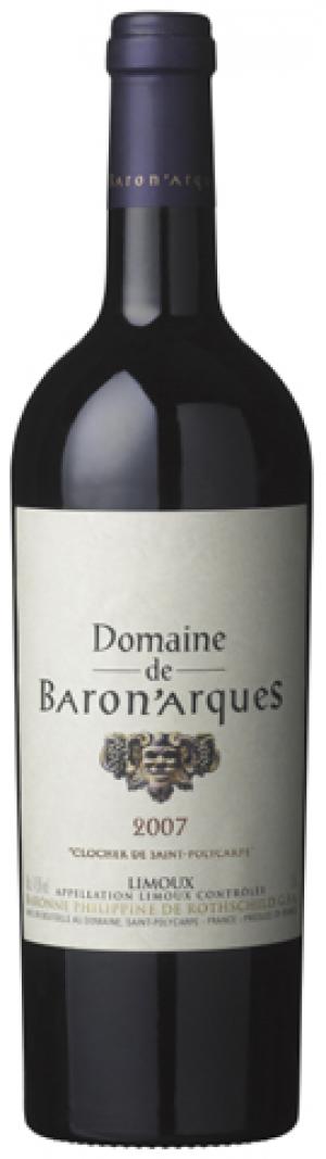 Domaine de Baronarques, rouge 2012