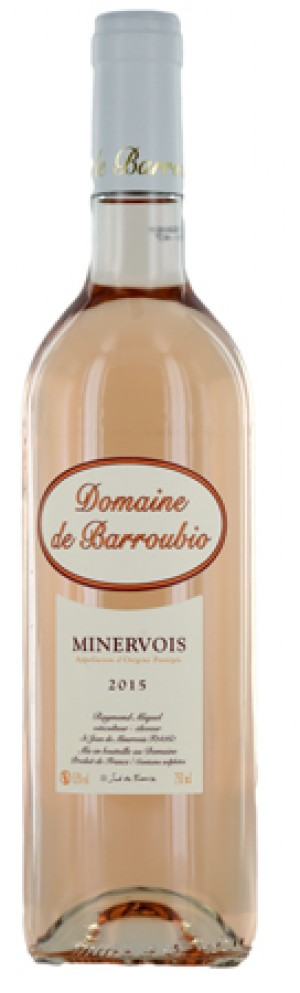 Domaine de Barroubio minervois rosé