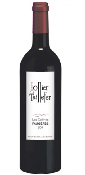 Domaine Ollier-Taillefer, Les Collines rouge 2015