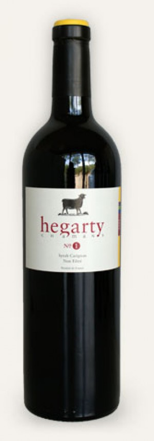 Domaine Hegarty Chamans, n°1, 2011