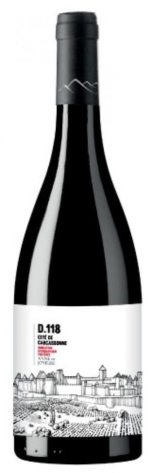 Anne de Joyeuse - D118 - vin rouge