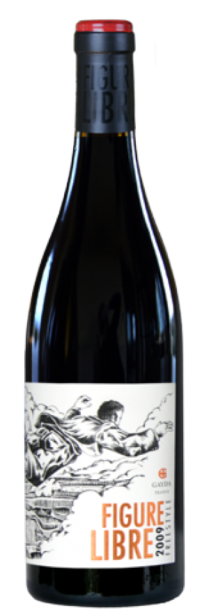 Domaine Gayda, Figure Libre Freestyle rouge, 2016