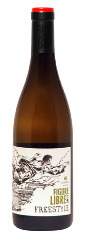 Domaine Gayda - Figure Libre Freestyle Blanc