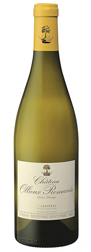 Ollieux-Romanis, Prestige blanc
