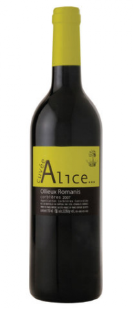 Château Ollieux-Romanis, Alice 2018